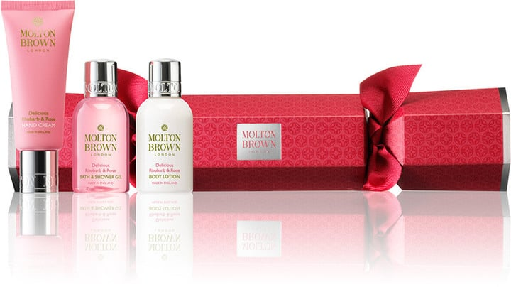Molton Brown Delicious Rhubarb & Rose Cracker