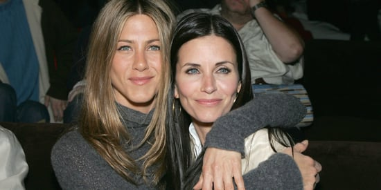 Courteney Cox Wants To Leave Jen Aniston Out Of Brangelina News
