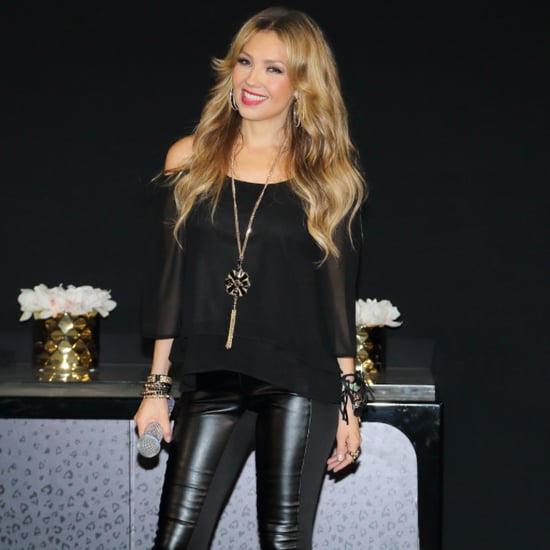 Thalia's Fitness Routine | Video