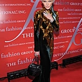 Daphne Guinness at Fashion Group International's 28th annual Night of Stars at Cipriani Wall Street.