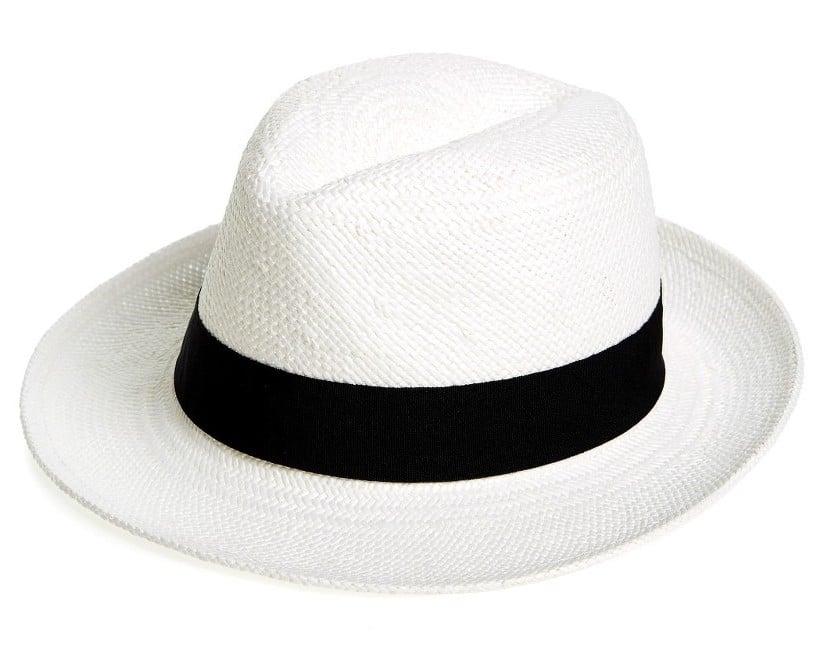 Women's Halogen Straw Panama Hat