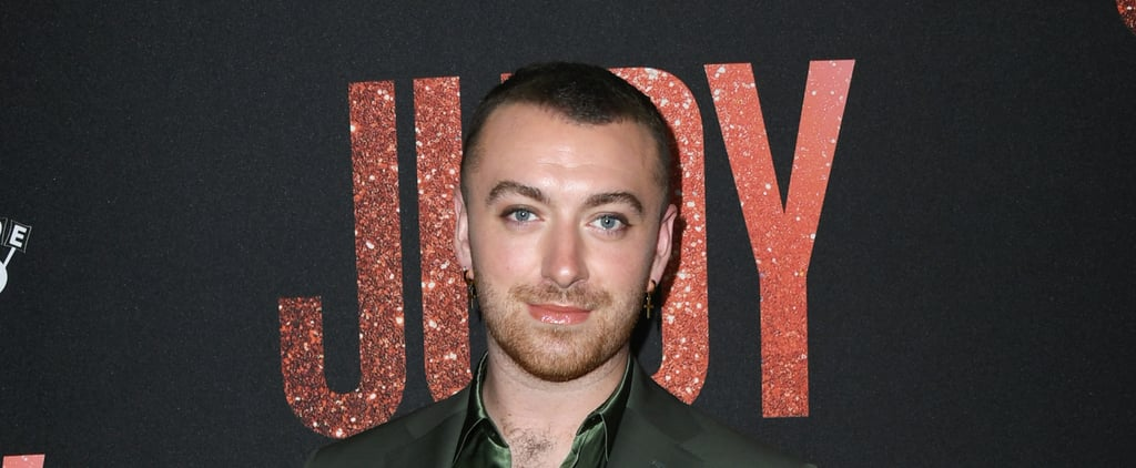 Sam Smith's Smoky Eye Makeup Look