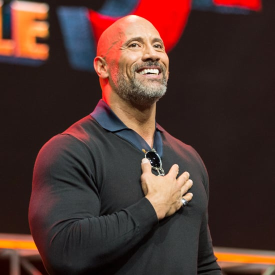 Dwayne Johnson's Tweet About Not Being the Sexiest Man Alive