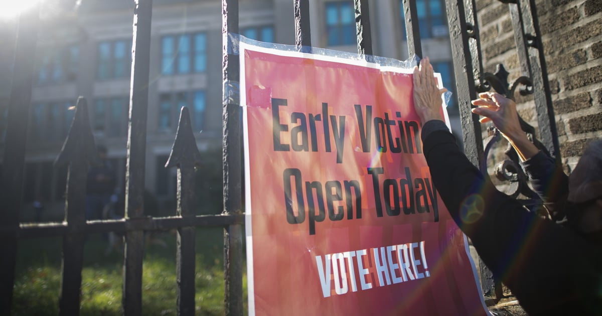 How Casting Your Ballot in the 2020 Election Could Help End Voter Suppression