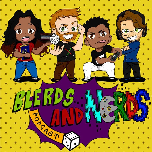 Blerds and Nerds Podcast