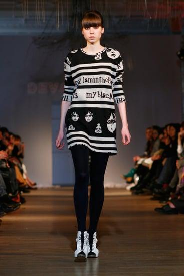 Paris Fashion Week: Dévastée Fall 2009