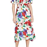 Faithfull the Brand Vittoria Floral Midi Dress