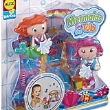 Mermaids Bathtub Toy Playset