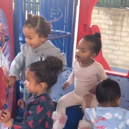 Stormi Webster at Playground With Friends October 2019