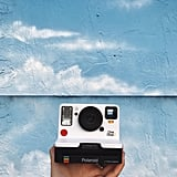 Retro White OneStep 2 Viewfinder i-Type Polaroid Camera