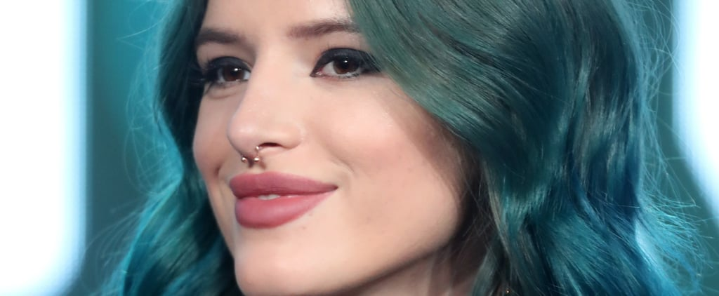 Bella Thorne Is Here to Remind You That Acne Is Normal — and Even Kendall Jenner Gets It