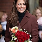 The Duchess of Cambridge, 2012