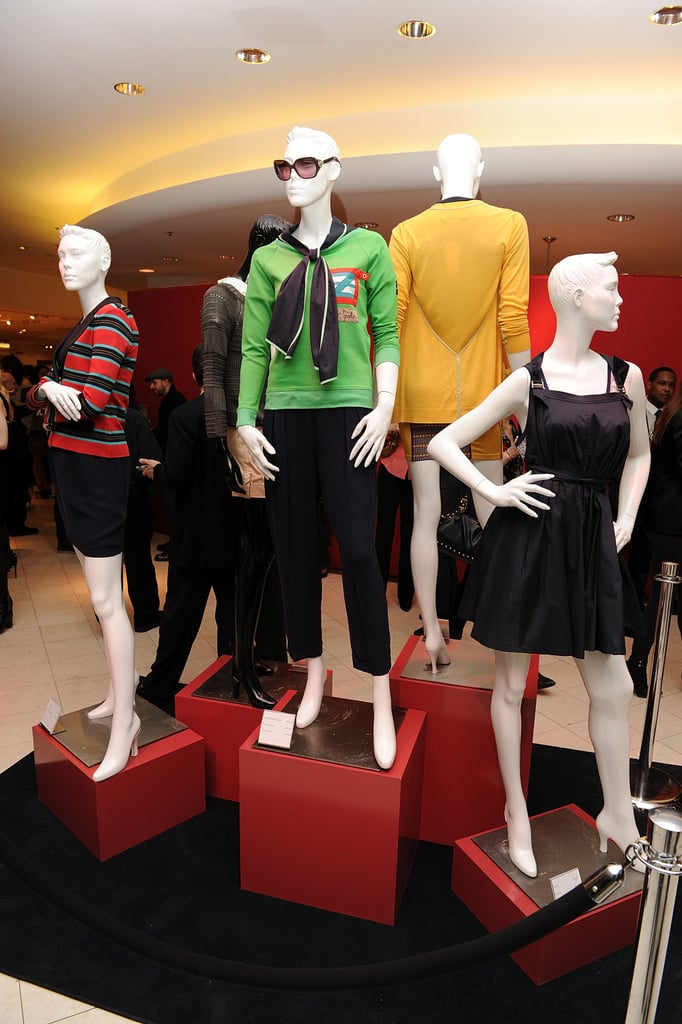 Behind the Seams: Z SPOKE By Zac Posen Launch Party at Saks NYC