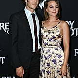 Adam Brody and Leighton Meester at Ready or Not Premiere