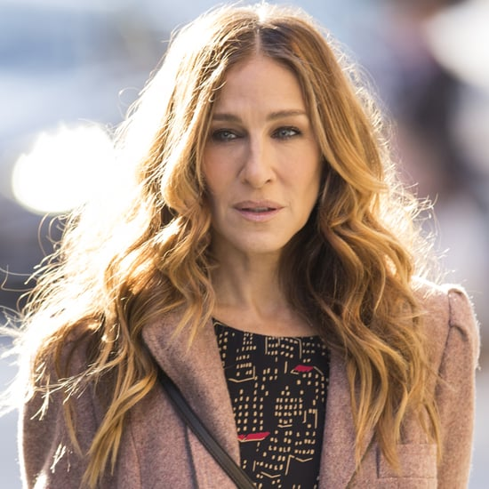 First Picture of Divorce With Sarah Jessica Parker