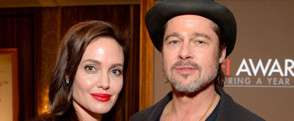 "Angelina Jolie on Brad Pitt Split: ""We Will Always Be a Family"""