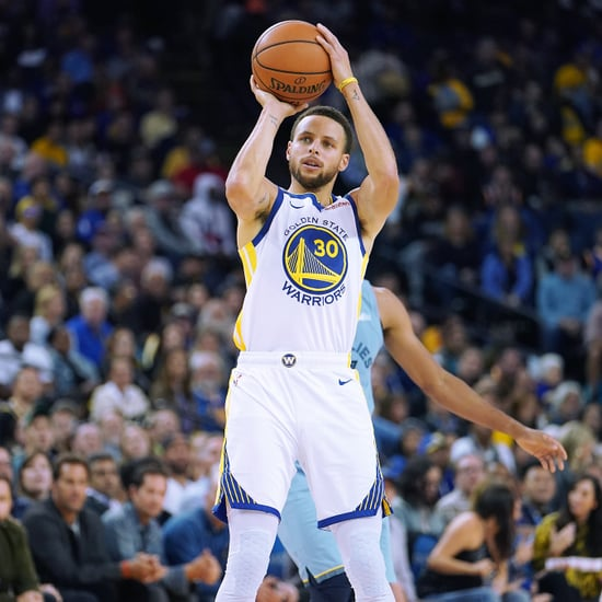Girl Asks Steph Curry For Basketball Shoes in Girls' Sizes
