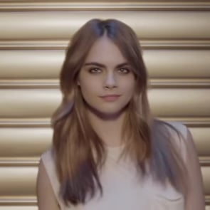 Cara Delevingne Plays a Rocker Chick For YSL's New Campaign