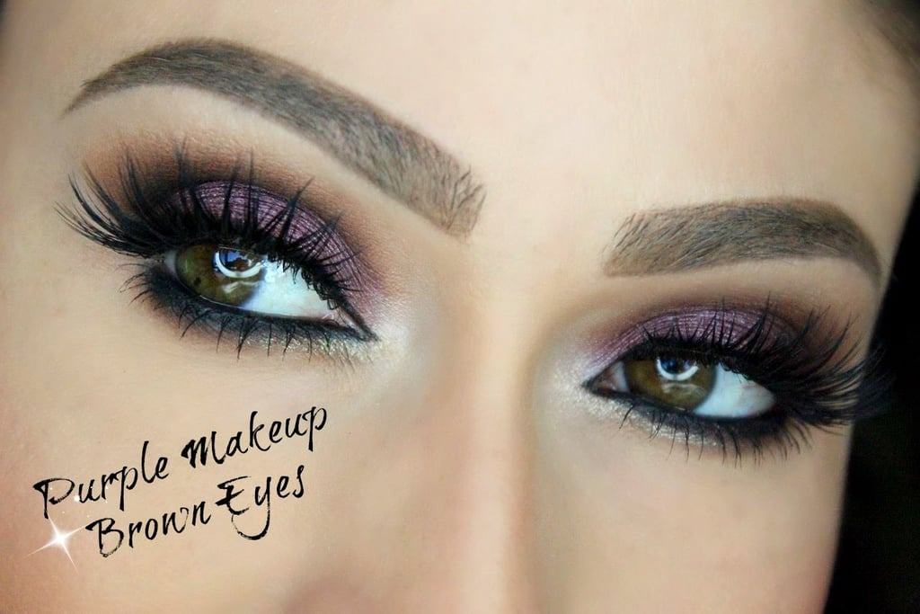 Eye Makeup Tutorials For Brown Eyes Popsugar Beauty