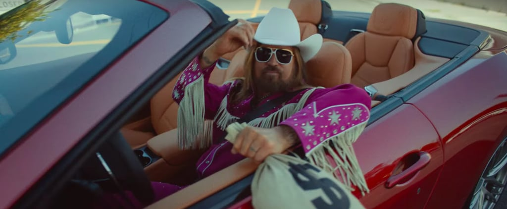 "Lil Nas X and Billy Ray Cyrus ""Old Town Road"" Music Video"