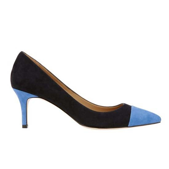 Sole Mates: Ann Taylor and Vince Camuto Partner For Fall 2013