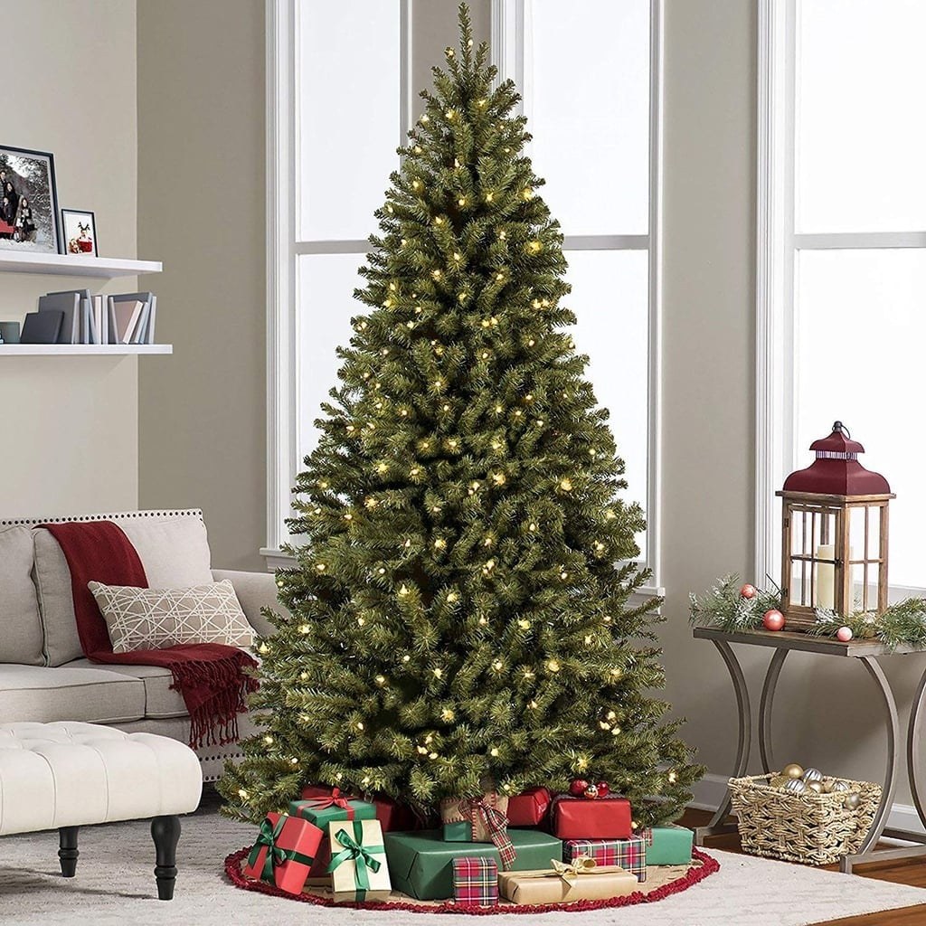 best fake christmas trees on amazon