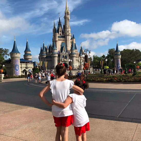 Foster Child Finally Feels Joy at Disney World