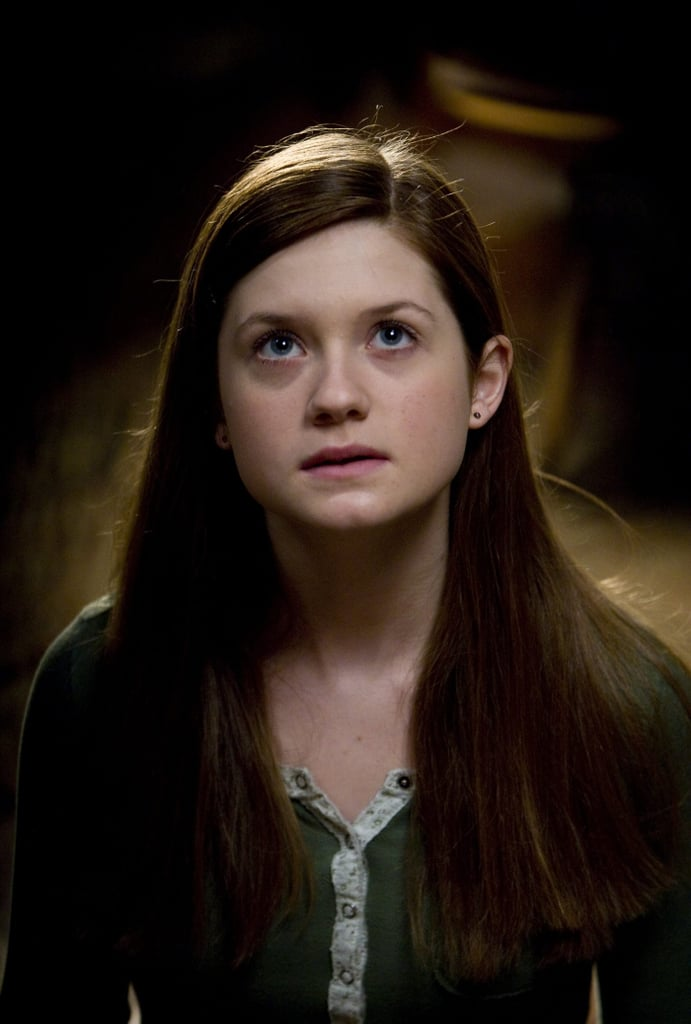 ginny weasley harry potter character poll popsugar entertainment