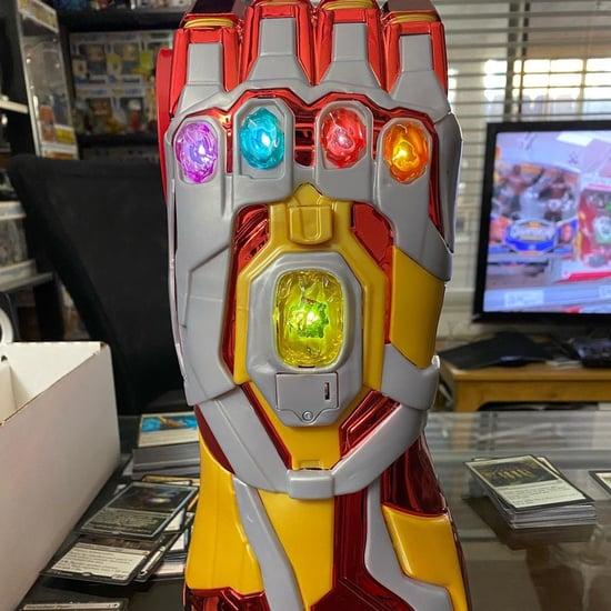 Adventures Campus Is Selling Iron Man Gauntlet Drink Holders