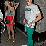 Ryan Lochte Parties Late Night With Ladies in London