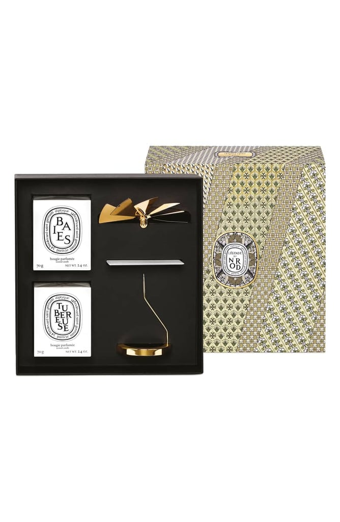 Diptyque Carousel & Candle Set