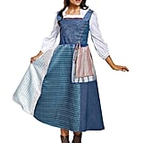 Disney Belle Village Dress Deluxe Adult Costume
