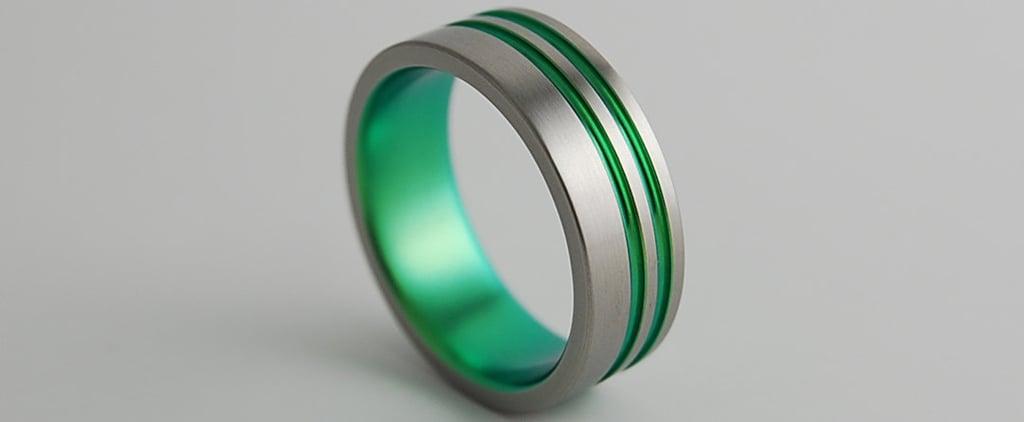 Unique Engagement Rings For Men