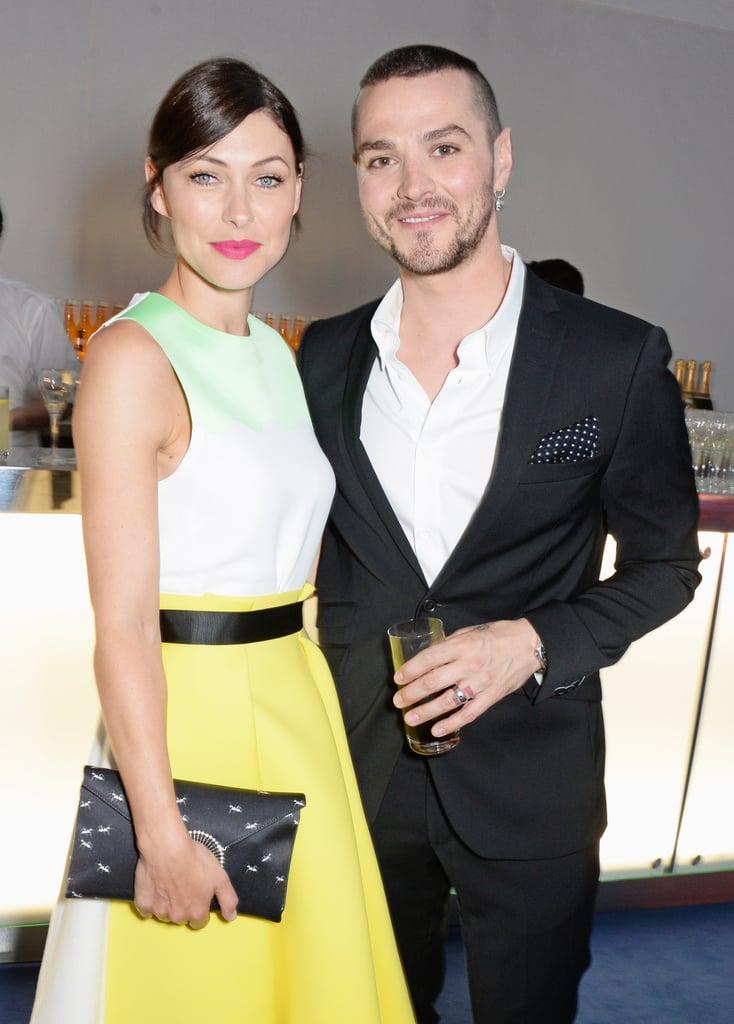 Emma and Matt Willis