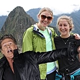 Google+ David Hasselhoff Photobombs