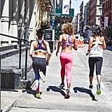 Running Keeps You Sharp