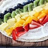Rainbow Fruit Wrap