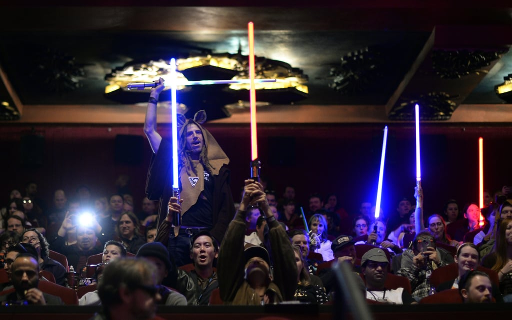 The Force Awakens Opening Weekend
