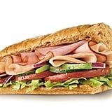 Turkey Breast and Ham Sandwich