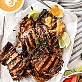 Coconut Marinated Grilled Chicken