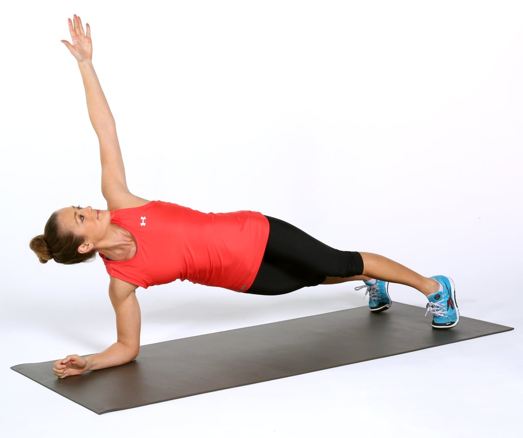 Core Strength Exercises & Workout Circuit