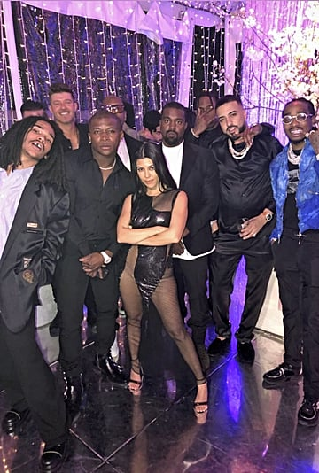 Kourtney Kardashian Birthday Party Style 2019