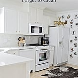 Places People Forget to Clean