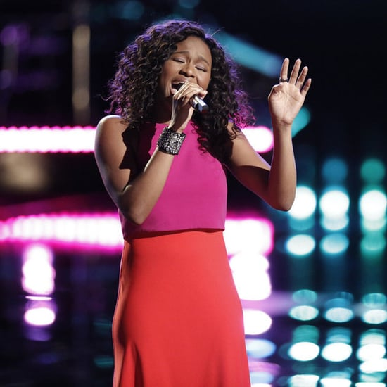 "Shalyah Fearing Sings ""Listen"" on The Voice"