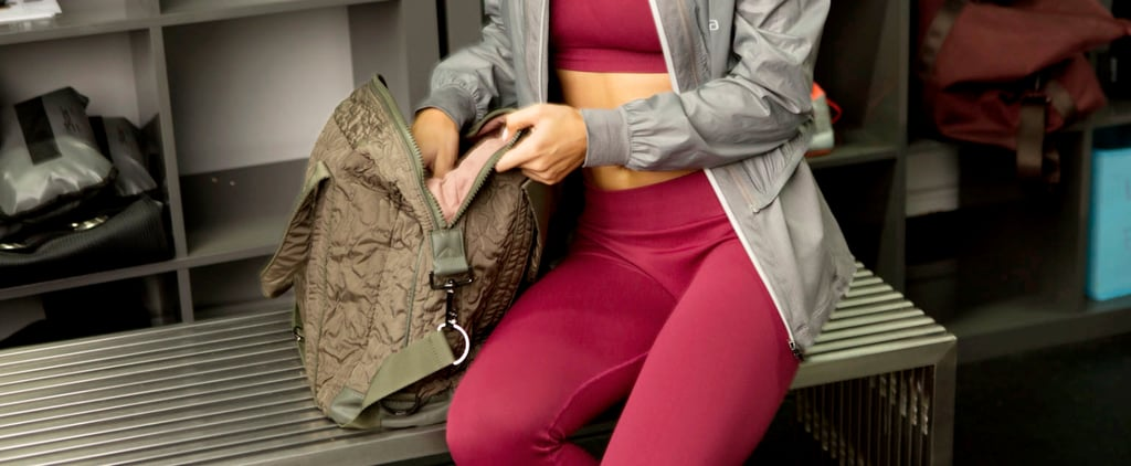 20 Stylish Gym Bags Worth Getting Out of Bed to Use