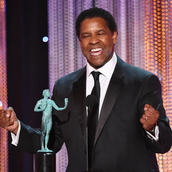 Denzel Washington Speech Video at the 2017 SAG Awards