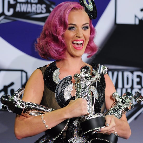 Katy Perry Talking About Award Shows June 2017