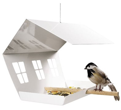 Nice and New: Folding Bird House