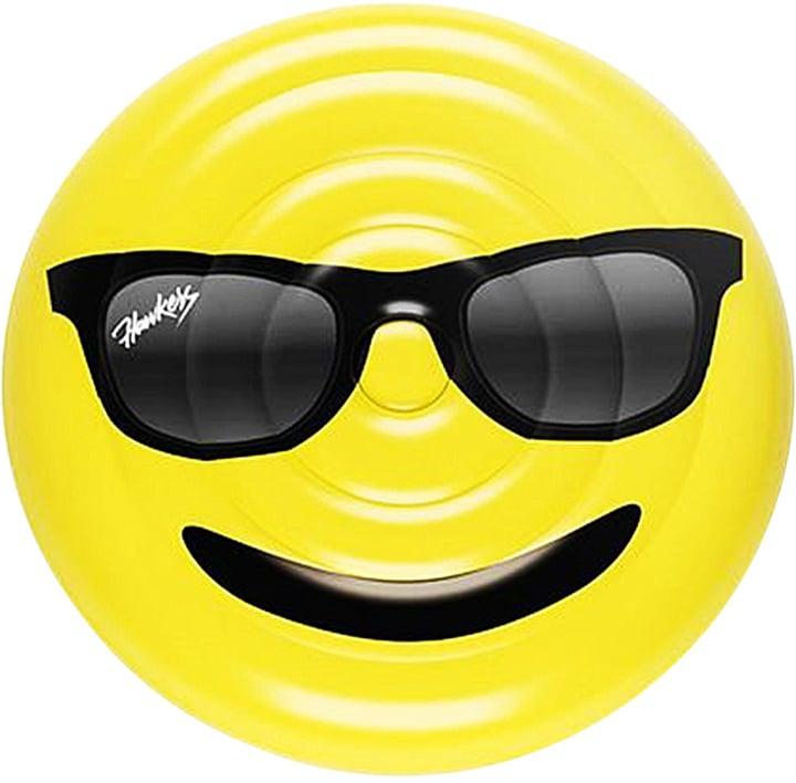 Floatie Kings Shades Emoji Pool Float