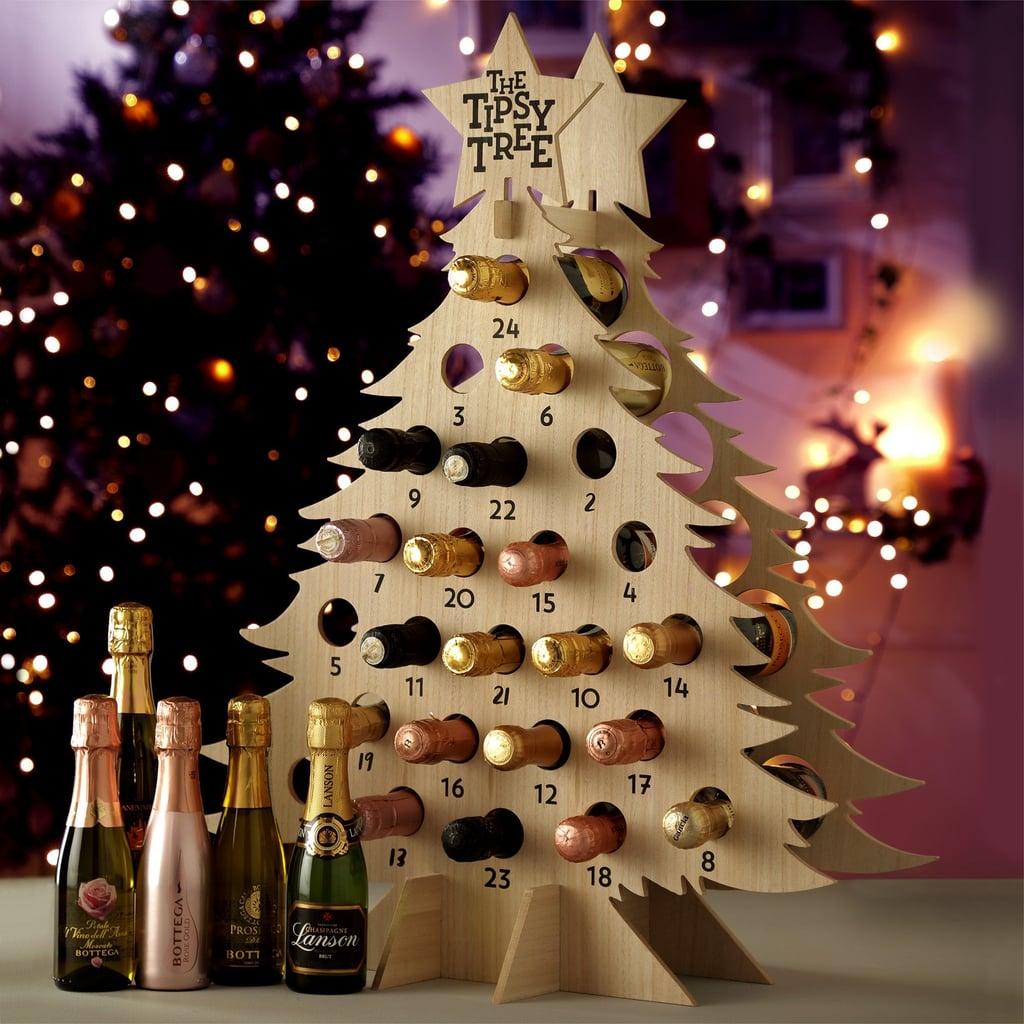 Sparkling Advent Tipsy Tree